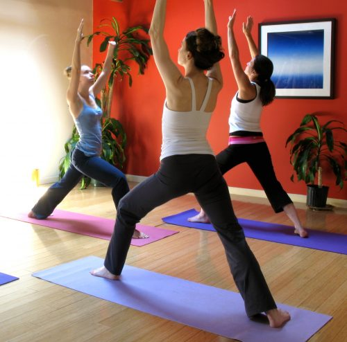 yoga COPD stress relief HelpHOPELive