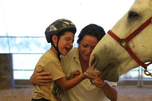 HelpHOPELive equine therapy horse therapy rehabilitation horse riding horseback