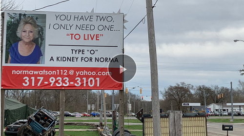 A true sign of a family's love: Billboard in Johnson County looks