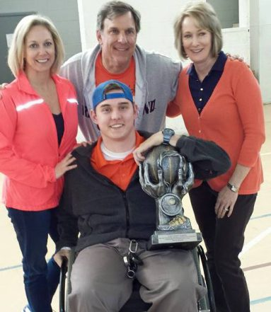 Cole Sydnor started a YouTube channel after a spinal cord injury diving into shallow water