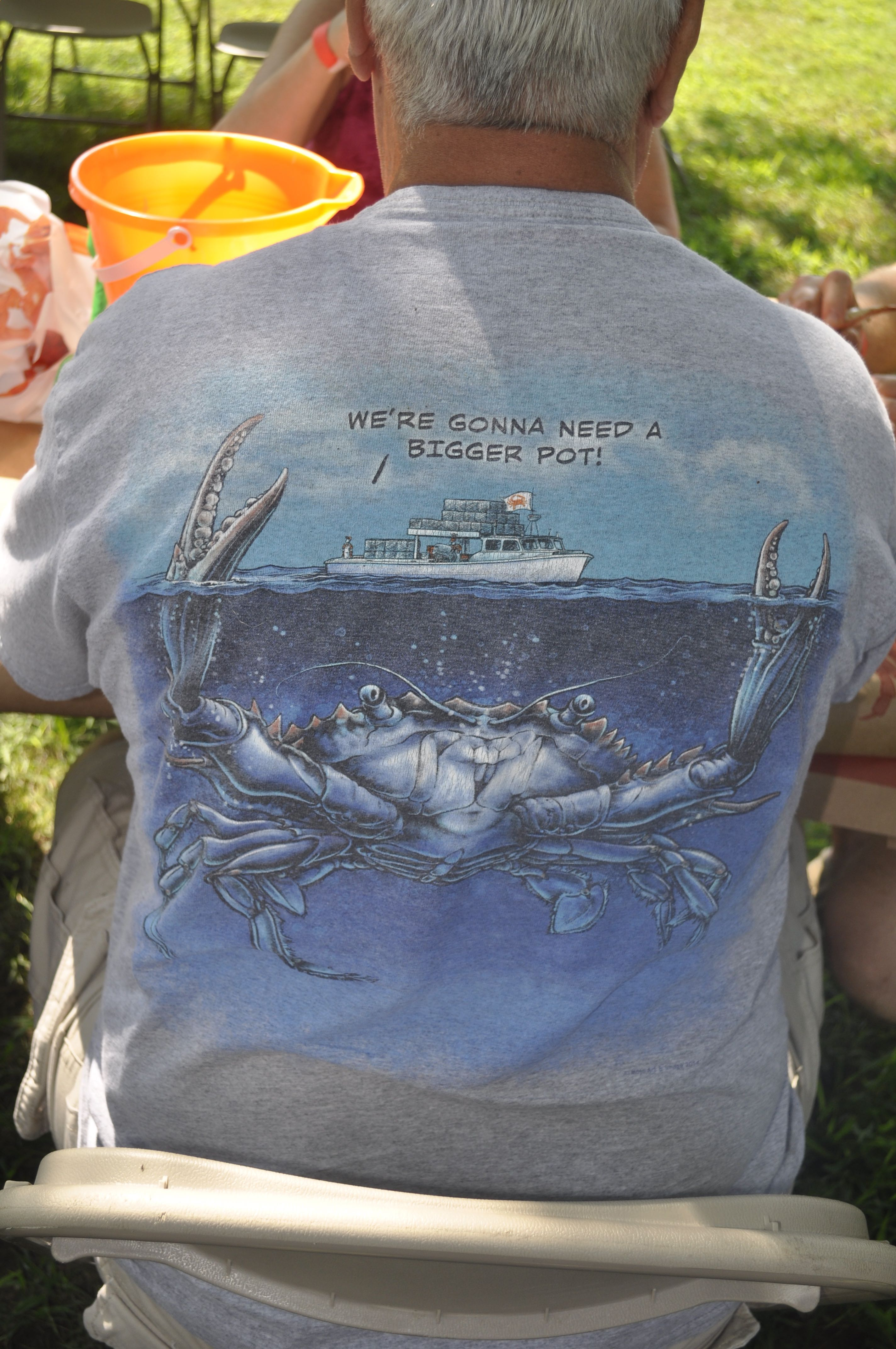 Crazy for Crab? Win Crab Fest Tickets! - Help Hope Live