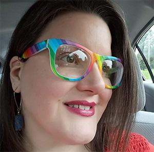 Headshot of Liz Casperite
