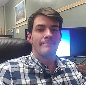 Headshot of Zach Hansen