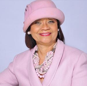 Headshot of Rev. Dr. Lorina Marshall-Blake